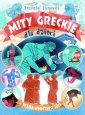 Mity greckie dla dzieci - okładka książki