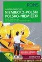 PONS. Słownik uniwersalny niemiecko-polski - okładka książki