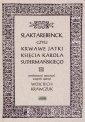 Slaktarebenck, czyli Krwawe jatki - okładka książki