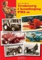 Traktory i kombajny PRL-u - okładka książki
