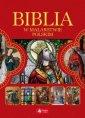 Biblia w malarstwie polskim - okładka książki