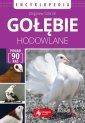 Gołębie hodowlane. Encyklopedia - okładka książki