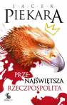 Przenajświętsza Rzeczpospolita - okładka książki