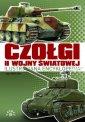 Czołgi II Wojny Światowej. Ilustrowana - okładka książki