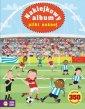Naklejkowy album piłki nożnej - okładka książki