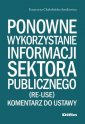 Ponowne wykorzystanie informacji - okładka książki