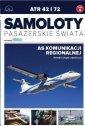 Samoloty pasażerskie świata. Tom - okładka książki