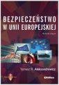 Bezpieczeństwo w Unii Europejskiej - okładka książki