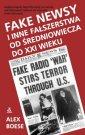 Fake newsy i inne fałszerstwa od - okładka książki