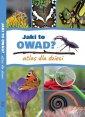 Jaki to owad? Atlas dla dzieci - okładka książki