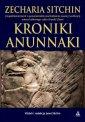 Kroniki Anunnaki - okładka książki