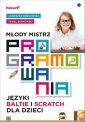 Młody mistrz programowania. Języki - okładka książki