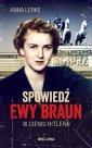 Spowiedź Ewy Braun - okładka książki