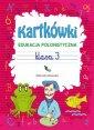 Kartkówki. Edukacja polonistyczna. - okładka podręcznika