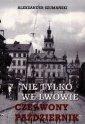 Nie tylko we  Lwowie. Czerwony - okładka książki