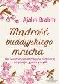 Mądrość buddyjskiego mnicha - okładka książki
