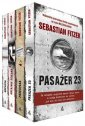 Pasażer 23 / Przesyłka / Ostatnie - okładka książki