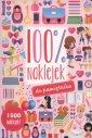 100% naklejek do pamiętnika - okładka książki