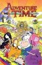 Adventure time 1 - okładka książki