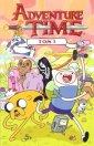 Adventure time 2 - okładka książki