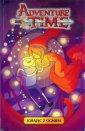 Adventure time. Igrając z ogniem - okładka książki
