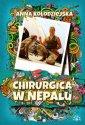 Chirurgica w Nepalu - okładka książki