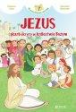 Jezus i skarb ukryty w królestwie - okładka książki