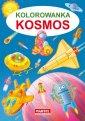 Kolorowanka. Kosmos - okładka książki