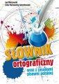 Słownik ortograficzny języka polskiego - okładka książki