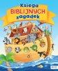 Wielka księga biblijnych zagadek - okładka książki