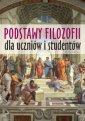 Podstawy filozofii dla uczniów - okładka książki