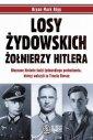 Losy żydowskich żołnierzy Hitlera - okładka książki