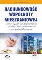 Rachunkowość wspólnoty mieszkaniowej - okładka książki