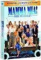 Mamma Mia Here We Go Again DVD+booklet - okładka filmu