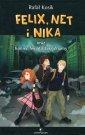Felix, Net i Nika oraz Koniec Świata - okładka książki
