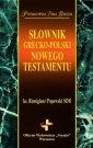 Słownik grecko-polski Nowego Testamentu - okładka książki
